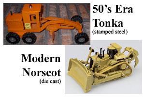 Norscot Caterpillar Model